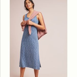 NWT Saturday/Sunday Giona Midi Dress Anthropologie